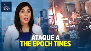 The Epoch Times es atacado en Hong Kong
