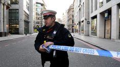La Policía mató al sospechoso del ataque terrorista en el puente de Londres