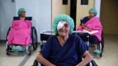 El 75 % de mayores de 70 años mexicanos tendrán cataratas, alertan expertos