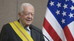 Jimmy Carter será operado este martes por una hemorragia cerebral