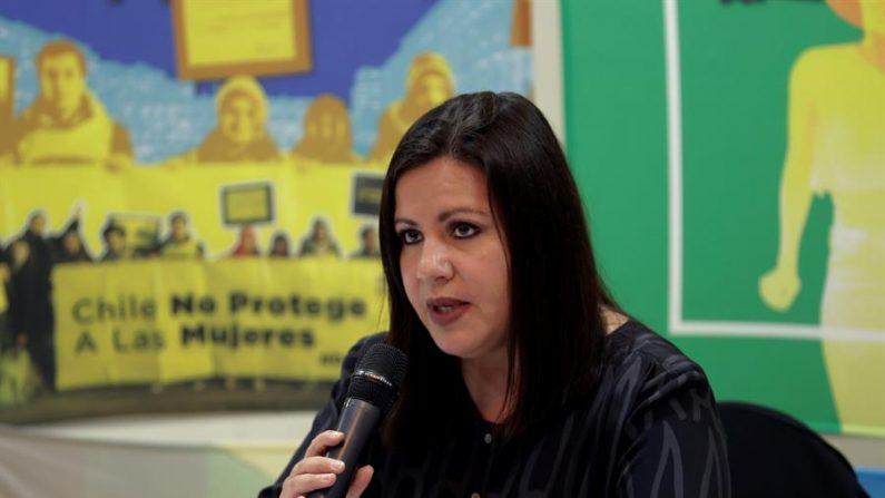 La directora para las Américas de Amnistía Internacional, Erika Guevara Rosas. (EFE/ Gustavo Amador/Archivo)