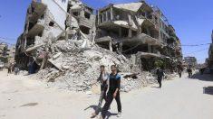 EE.UU. acusa a Rusia de ayudar a Siria a encubrir el uso de armas químicas