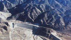 Con el inicio de la temporada de inundaciones aumenta el riesgo de una represa en California