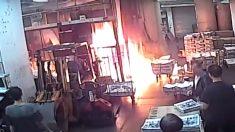 Incêndio doloso! Bandidos atingem imprensa do Epoch Times em Hong Kong