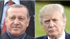 Trump se reunirá con el presidente de Turquía en la Casa Blanca en medio de las crecientes tensiones