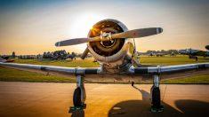 Aeronave de la II Guerra Mundial estrellada en la costa de Gales es ahora una reliquia protegida