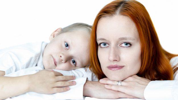 Cuando las mamás no pueden lograrlo: cómo manejar el estrés cuando todo se está desmoronando