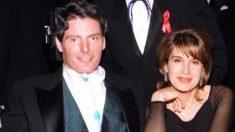 """Christopher Reeve quiso terminar con su vida al quedar paralítico, pero un """"pacto de amor"""" lo salvó"""