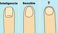 La forma de tus uñas revela algo interesante sobre tu personalidad. ¿Cuál es la tuya?