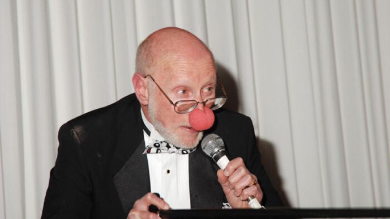 Allen Klein es un autor y orador sobre el valor terapéutico del sentido del humor. (Cortesía de Allen Klein)