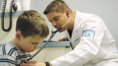 Antibióticos: Incluso un uso bajo en niños puede tener un impacto negativo