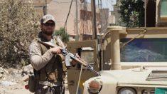 Ex marino SEAL lucha contra el mal en la ciudad de Mosul