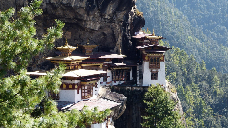 Bután. (Peteranta/ Pixabay)