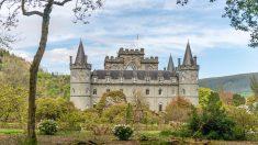 Si tu apellido está en la lista podrías ser el dueño de castillos y mansiones en Escocia