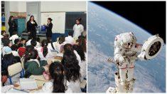 Profesora que consigue donación de la NASA gana el premio Global Teacher Chile 2019