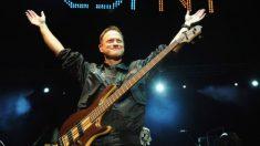 Gary Sinise realiza conciertos para miles de soldados y veteranos de todo el mundo con su banda