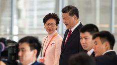 Xi Jinping se reúne con Carrie Lam y respalda su manejo de las protestas en Hong Kong
