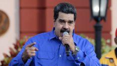 """Maduro acusa a EE.UU. y Colombia de pretender un """"conjunto de provocaciones para un conflicto armado"""""""