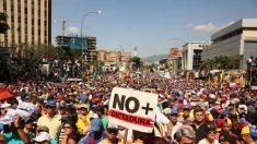 Un centenar de ciudades del mundo se unirán a las protestas contra Nicolás Maduro