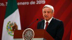 López Obrador reconoce adversidad del virus del PCCh y pide quedarse en casa