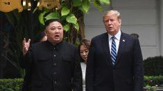 """Trump dice que Corea del Norte tiene """"demasiado para perder"""" si actúa hostilmente"""