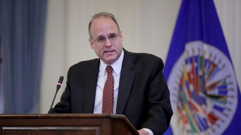 El subsecretario del Departamento del Tesoro de Estados Unidos Marshall Billingslea (Foto de Chip Somodevilla/Getty Images)