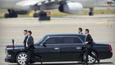 El líder chino Xi Jinping nombra a un subordinado leal como jefe de la fuerza de escoltas