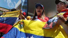 Exiliados venezolanos en Miami piden sacar a Maduro por fuerza y critican la oposición interna