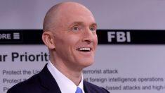 """Dos órdenes FISA de Carter Page carecían de """"causa probable"""", según evaluación desclasificada del DOJ"""