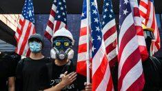 Trump recibe elogios bipartidistas por firmar proyecto que respalda a manifestantes de Hong Kong
