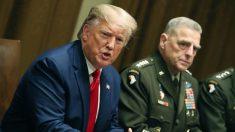 """Trump ofrece militares a México para una guerra que """"borre de la faz de la Tierra"""" a los cárteles"""