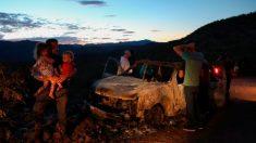 Cinco de los niños estadounidenses baleados en Sonora luchan por sus vidas en un hospital de Arizona