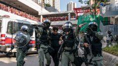Manifestantes de Hong Kong indignados por la muerte de estudiante, se enfrentan nuevamente con la policía