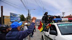 """Diputados venezolanos dicen que bolivianos dieron una """"magnifica lección"""" empujando renuncia de Morales"""