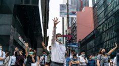 En su primera alusión pública sobre la crisis de Hong Kong, Xi critica duramente a los manifestantes