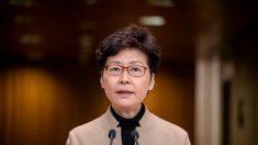 "Líder de Hong Kong acusa a manifestantes de ""alborotadores"" luego del asedio policial en universidad"