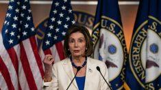 Nancy Pelosi firma la legislación de Hong Kong y la envía al presidente Trump para su aprobación