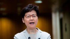 Líder de HK `reflexionará' por aplastante victoria opositora pero no cederá ante demandas de manifestantes