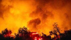 Fuego consume 4000 acres en Santa Bárbara y se declara el estado de emergencia