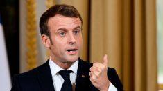 El presidente francés Macron sugiere que Rusia ya no es un enemigo de la OTAN