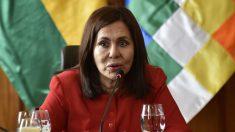 La Cancillería de Bolivia dice desconocer una orden de Interpol hacia Morales