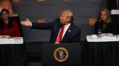 """Trump: acuerdo comercial con China está """"cerca"""", advierte de """"importante"""" alza de tarifas si se derrumba"""