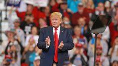 La Casa Blanca publica informe sobre la salud de Trump tras su visita fortuita al centro Walter Reed