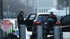 Vehículo no autorizado intenta entrar a la Casa Blanca, conductora bajo custodia