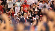 En su rally en Florida, Trump da su apoyo a Cuba, Venezuela y Nicaragua contra el socialismo