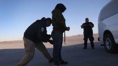 ICE arresta a una mujer previamente deportada por condena de homicidio de 4 niños en 2008