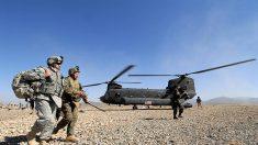 Mueren dos soldados de EE.UU. tras estrellarse un helicóptero en Afganistán