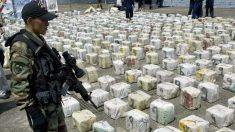Decomisan en Australia 233 kilogramos de cocaína procedente de México