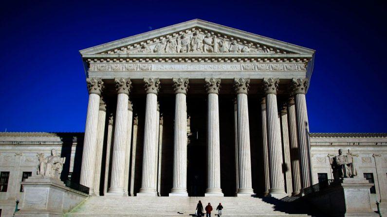 La Corte Suprema de los Estados Unidos. (Win McNamee/Getty Images)
