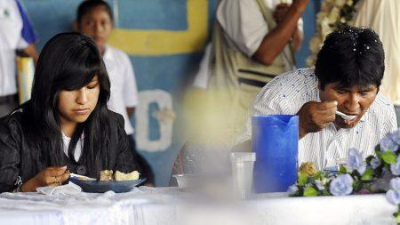 Hija de Evo Morales, Evaliz Morales Alvarado, retiró su solicitud de asilo político en México